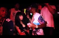 "Nicki Minaj ""Parties At Perfections Strip Club"""