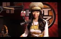 "Nicki Minaj ""Talks American Idol, New Movie & More"""