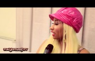 "Nicki Minaj ""Talks On Drake & Chris Brown Fight, 2 Chainz Track"""
