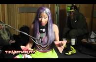 "Nicki Minaj ""Tim Westwood Interview"""