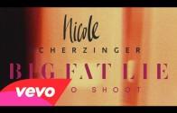 """Nicole Scherzinger """"Big Fat Lie (Photoshoot)"""" BTS"""