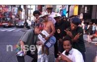 "OFWGKTA ""24 Hours with Odd Future in NYC Part 1"""