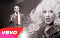 "Pitbull Feat. Christina Aguilera ""Feel This Moment"""