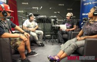 "Prodigy (Mobb Deep) ""Talks H.N.I.C Features on Sway In The Morning"""