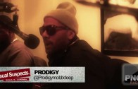 "Prodigy (Mobb Deep) """"The Usual Suspects"" Freestyle"""