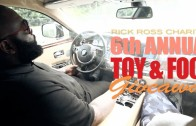 "Rick Ross ""6th Annual Toy & Food Giveaway"""