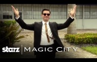 """Rick Ross """"Appears In An Episode Of """"Magic City"""" (Preview)"""""""