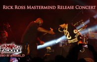 """Rick Ross Brings Out French Montana To Perform """"Nobody"""" Live"""
