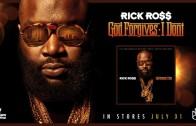 "Rick Ross ""Reveals ""God Forgives, I Don't"" Official Album Cover"""