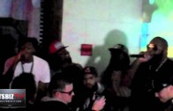 """Rick Ross """"Self Made Listening Party W/ French Montana"""""""