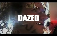 "Riff Raff ""Dazed & Confused Interview BTS"""