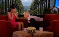 "Rihanna ""Talks Sex, GQ Cover & More On ""Ellen"""""