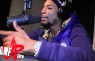 "Rockie Fresh Freestyles On ""The Come Up Show"""