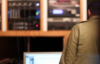 """Ryan Leslie """"Records """"Beautiful Lie"""" In-Studio"""""""