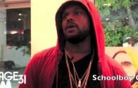 "Schoolboy Q Feat. Ab-Soul & J-Rock ""On Possibility Of ""Black Hippy"" Album"""