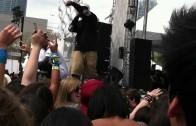 "Schoolboy Q Feat. ASAP Rocky ""Hands On The Wheel Live @ SXSW"""