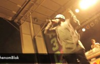 "ScHoolboy Q Performs ""Yay Yay"" at Diddy's Revolt TV Event"