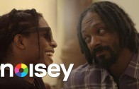 "Snoop Dogg & A$AP Rocky ""Back & Forth"" Part 1"