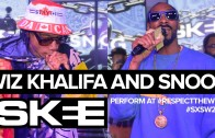 Snoop Dogg Brings Out Wiz Khalifa At SXSW