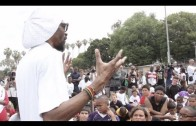 "Snoop Dogg ""Coaches @ Family Fun Day In L.A."""