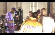 """Snoop Dogg Feat. Game """"Behind The Scenes Of """"Purp & Yellow"""" Shoot"""""""