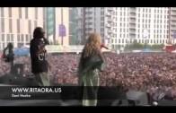 "Snoop Dogg Feat. Rita Ora ""Perform ""Torn Apart"" (Live At Wireless Festival)"""