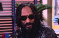 "Snoop Dogg ""Lights Up & Gives Advice On ""One Life To Live"""""