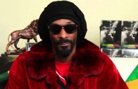 "Snoop Dogg ""Says No To Gun Violence"""