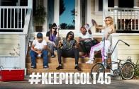 Snoop Dogg, YG, Lil Debbie & More Star In Colt 45 Ad