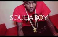 "Soulja Boy ""Turnin Up"""