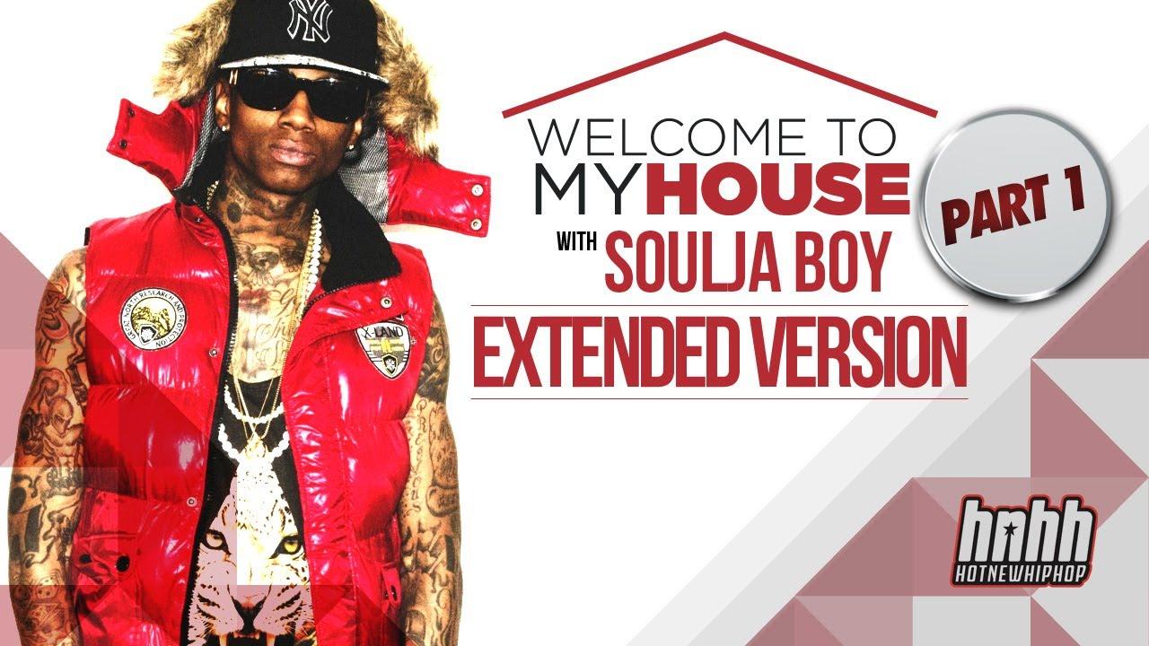 "Soulja Boy ""Welcome to my House: Soulja Boy [TEASER]"""
