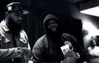 "Stalley Feat. Scarface ""In Studio Creating ""Swangin"""""