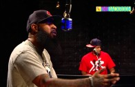 "Stalley Freestyles On 106 & Park's ""The Backroom"""