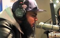 "Stalley ""On Da Spot Freestyle On Invasion Radio With DJ Green Lantern & Boss Lady"""
