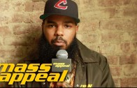 "Stalley Talks Early Influences, ""Honest Cowboy"", Lebron James, & More"