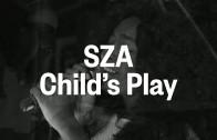 SZA Debuts New Music At FADER Fort