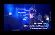 "T.I. ""Blasts TMZ Live At SXSW"""