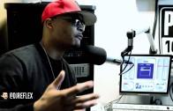 """T.I. """"Discusses New Artists w/ DJ Reflex """""""