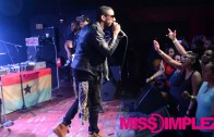 "Talib Kweli Feat. Ryan Leslie ""Perform ""Outstanding"" Live """