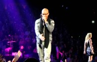 """Taylor Swift """"Brings Out T.I. to perform """"Live Your Life"""" during her concert in ATL"""""""