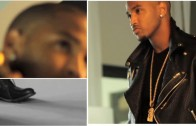 "Trey Songz ""BTS Of Photo Shoot For ""Chapter V"""""