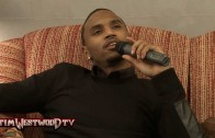 "Trey Songz ""Discusses Former Beef With R. Kelly"""