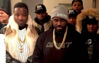 Troy Ave & BSB Freestyle On Hot 97
