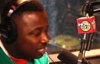 """Troy Ave Freestyles on Hot 97's """"The Hot Box"""""""