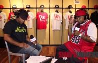 """Twista """"Freestyles & Talks Working With Jay Z"""""""