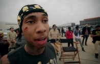 "Tyga ""BTS ""Rack City"""""