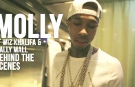 "Tyga Feat. Wiz Khalifa & Mally Mall ""BTS Of ""Molly"" """