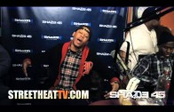 "Vado """"14 Bricks"" In Studio Performance"""