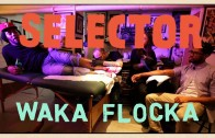 """Waka Flocka """"Freestyle For Pitchfork's Selector"""""""