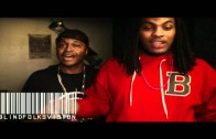 """Waka Flocka """"Laces His Whole Team w/ New BSM Chains"""""""